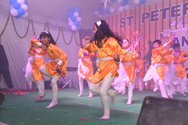 St Peters Academy-Annual Day