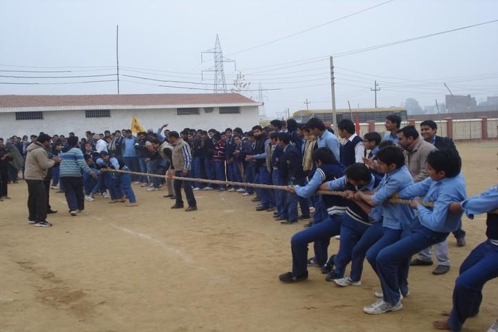 St R C Scientific Convent School-Annual Sports Meet