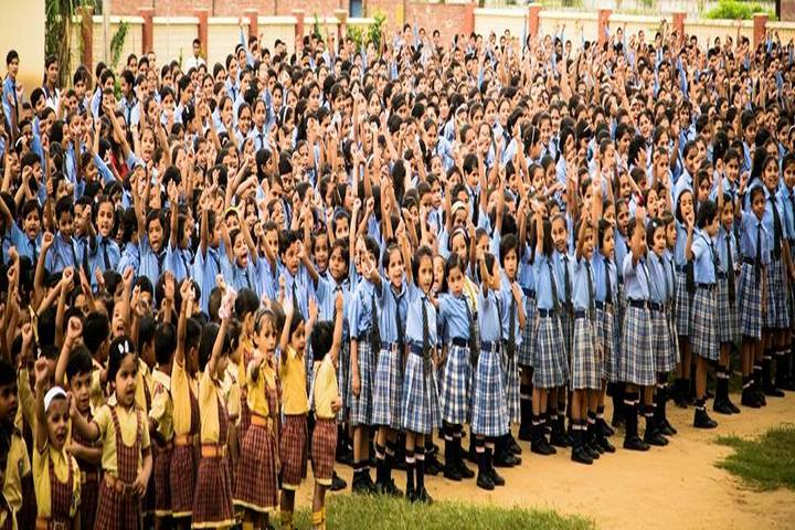 St R C Scientific Convent School-Assembly