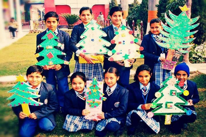 St R C Scientific Convent School-Christmas Celebrations