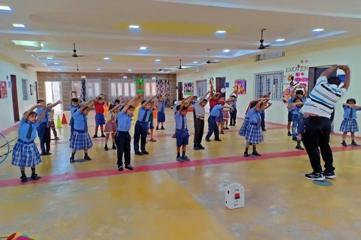 St R C Scientific Convent School-Dance Room