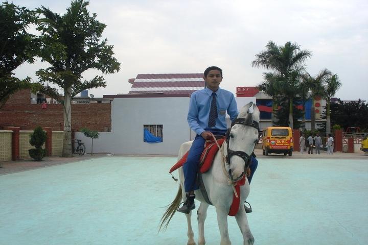 St R C Scientific Convent School-Horse Riding