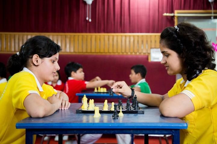 St R C Scientific Convent School-Indoor Games