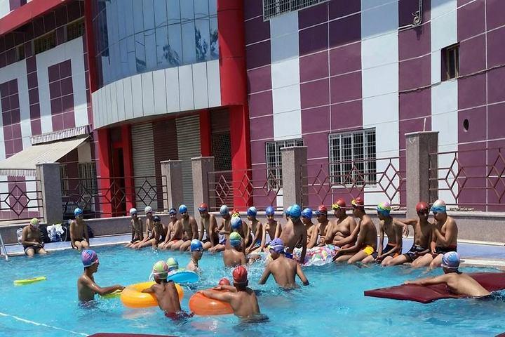 St R C Scientific Convent School-Swimming Pool