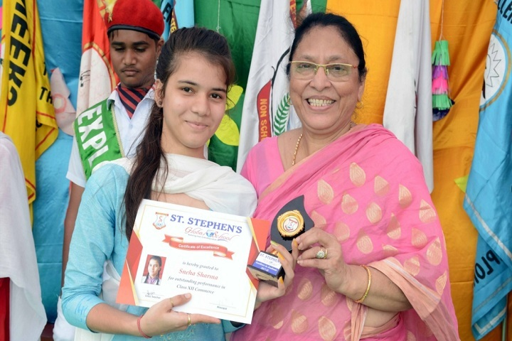 St Stephens Global School-Achievements