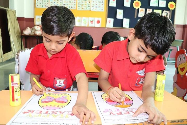 St Stephens Global School-Drawing