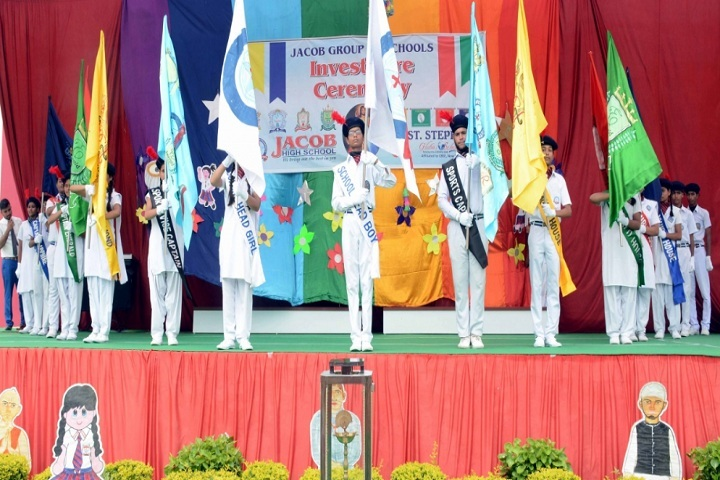 St Stephens Global School-Investiture Ceremony