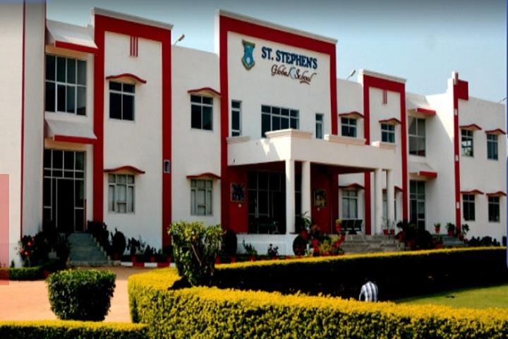 St Stephens Global School-School View