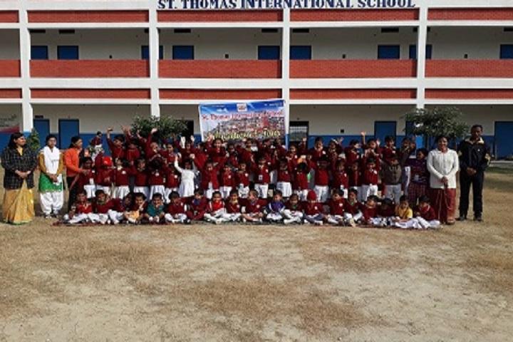 St Thomas International School-Group Photo