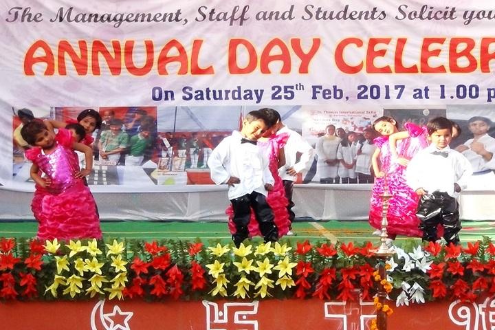 St Thomas International School-Annual Day