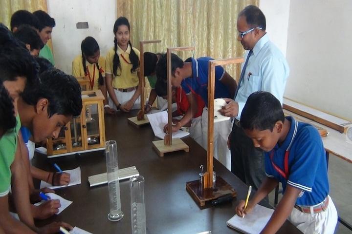 St Thomas International School-Chemistry Lab