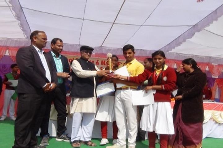 St Thomas International School-Prize Distribution