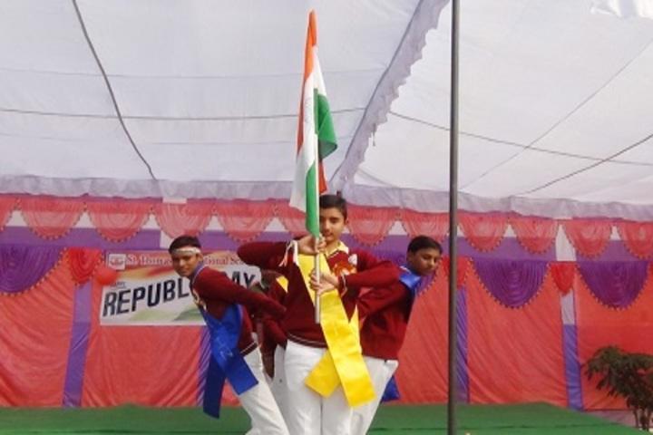 St Thomas International School-Republic Day