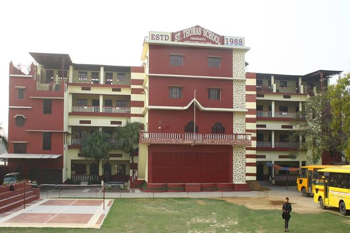 St Thomas School-Campus