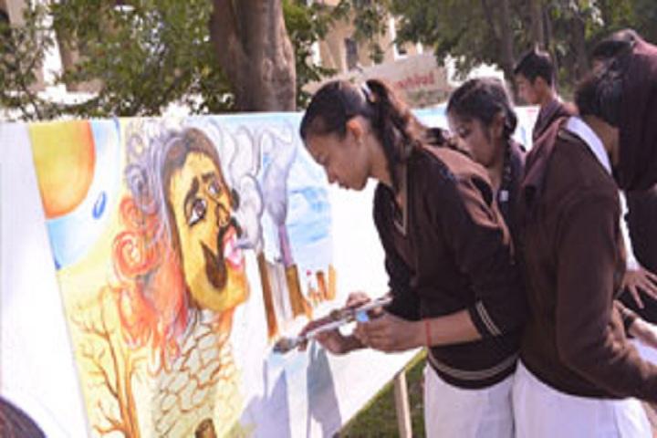 St Vivekanand Public School-Art