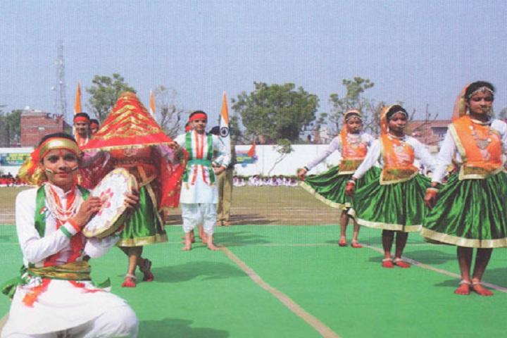 St Vivekanand Public School-Event