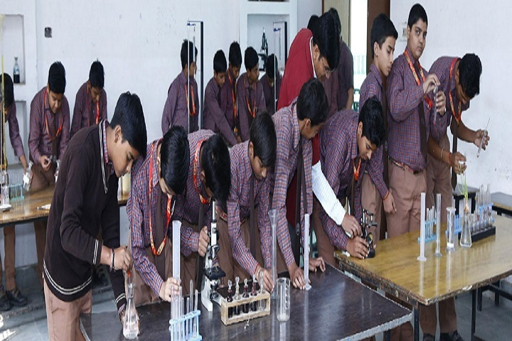 St Vivekanand Public School-Laboratory