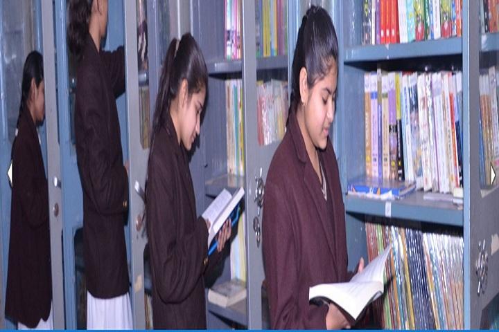 St Vivekanand Public School-Library