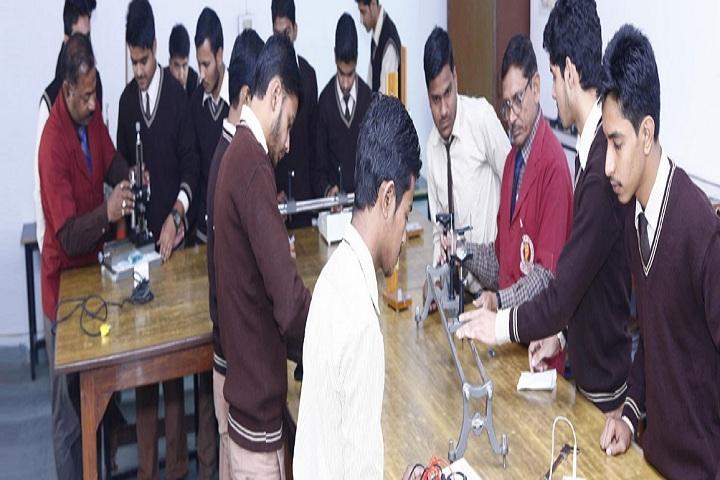 St Vivekanand Public School-Physics Lab