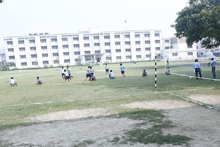 St Vivekanand Public School-Playground