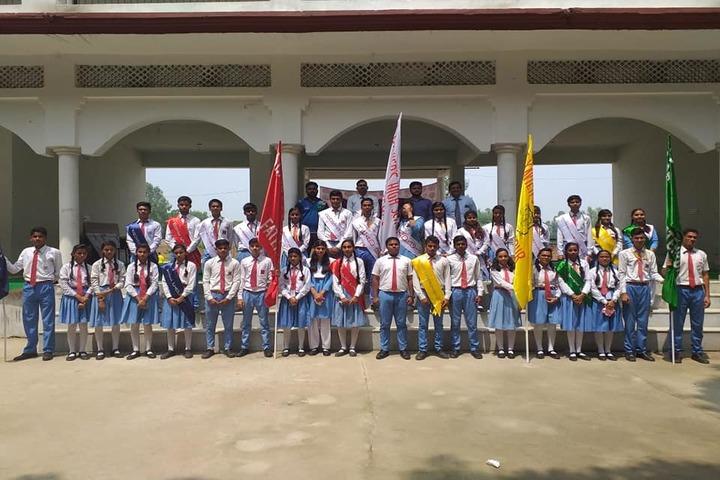 St Xaviers High School-Investiture Ceremony