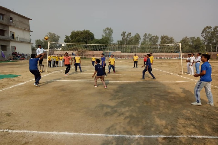 St Xaviers High School-Vollyball Court