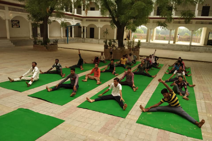 St Xaviers High School-Yoga
