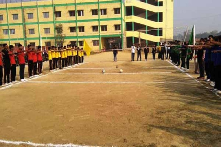 St XavierS School-Playground