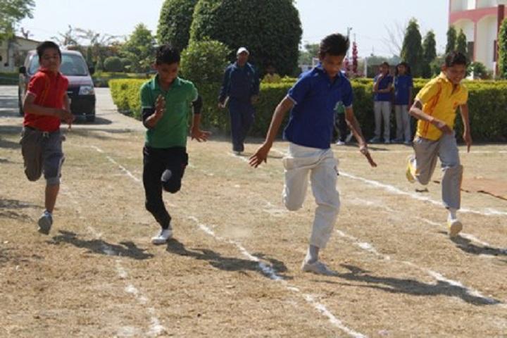 St Xaviers High School-Games