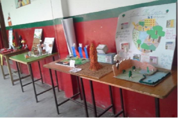 St Xaviers High School-Exhibition
