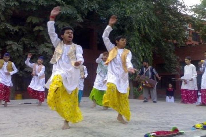 Government Model Senior Secondary School-Dance