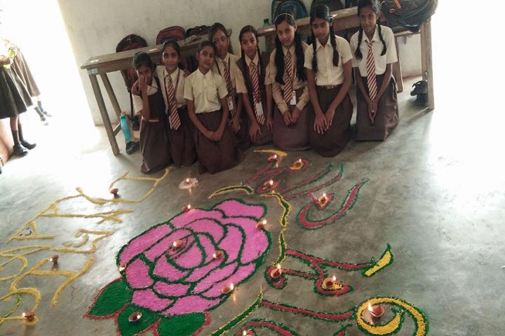 St Xaviers Public School-Diwali Celebrations