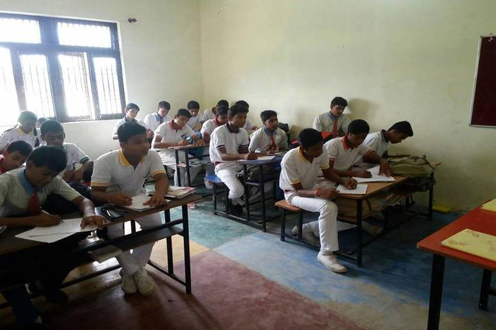 St Xaviers School-Classroom