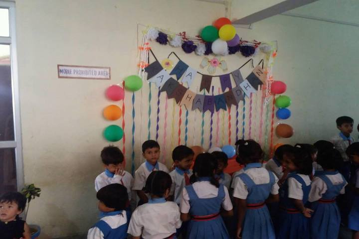 St Xaviers School-Raksha Bandhan