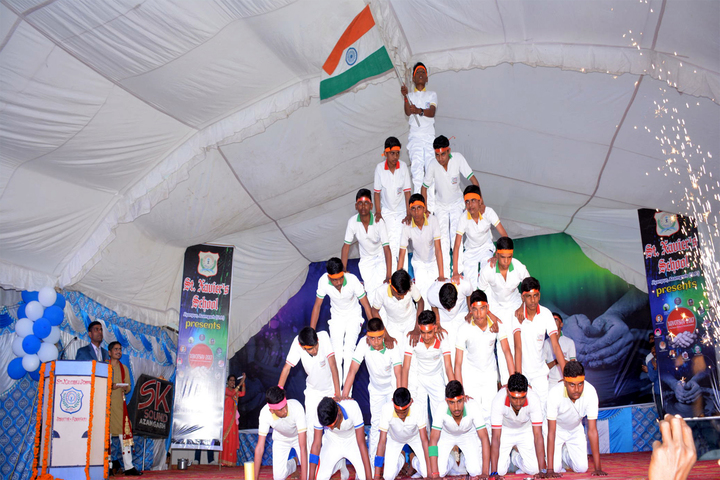 St Xaviers School-Independence Day