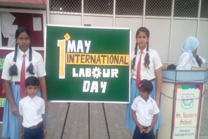 St Xaviers School-May Day Celebrations