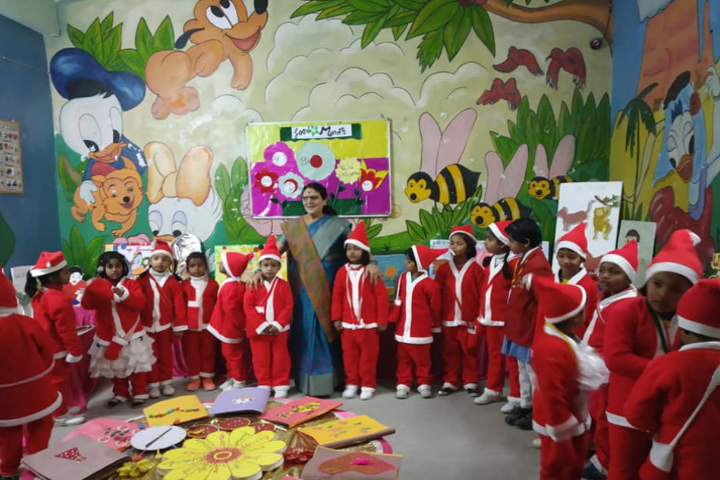 St Xaviers School-Christmas Celebrations