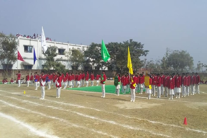 St Xaviers School-Investiture Ceremony