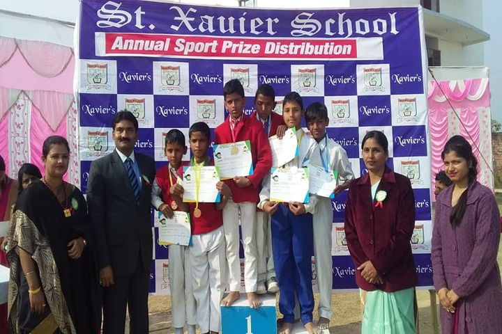 St Xaviers School-Prize Distribution