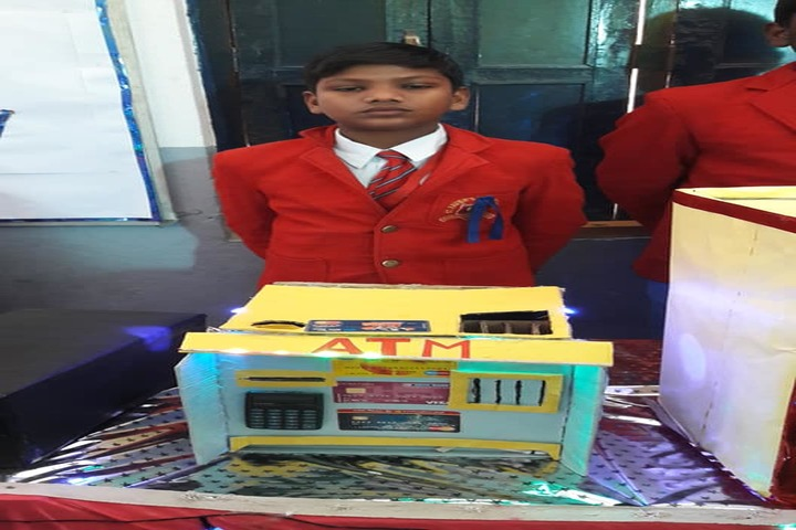 St Xaviers School-School Exhibition