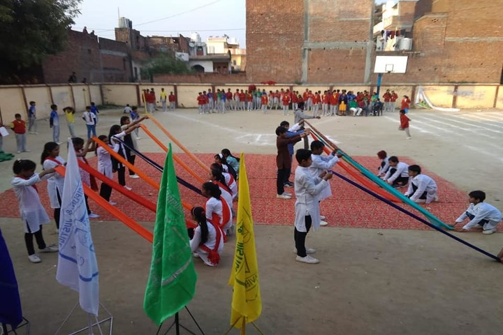 St Xaviers School-Sports Meet
