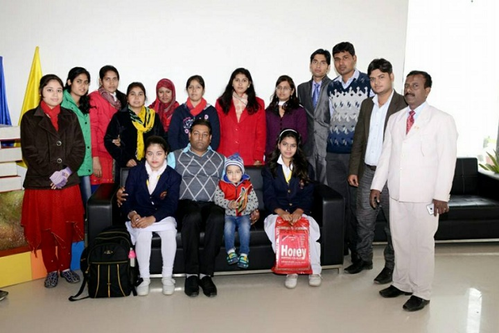 St G D International School-Group Photo