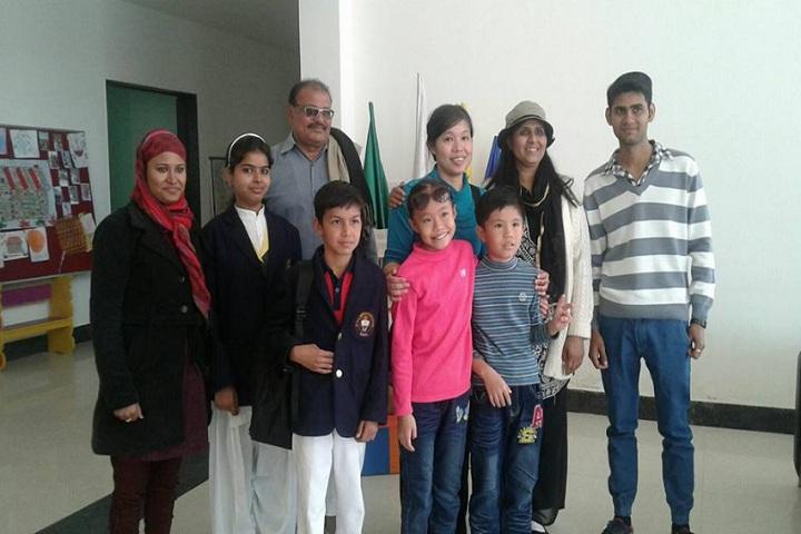St G D International School-Others