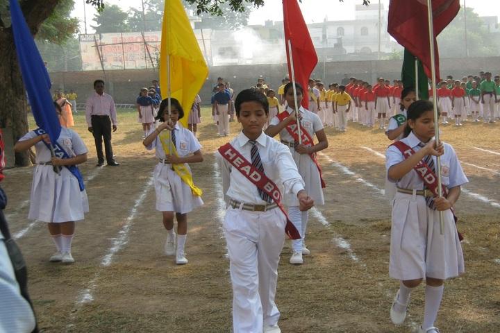 St George School -Investiture Ceremony
