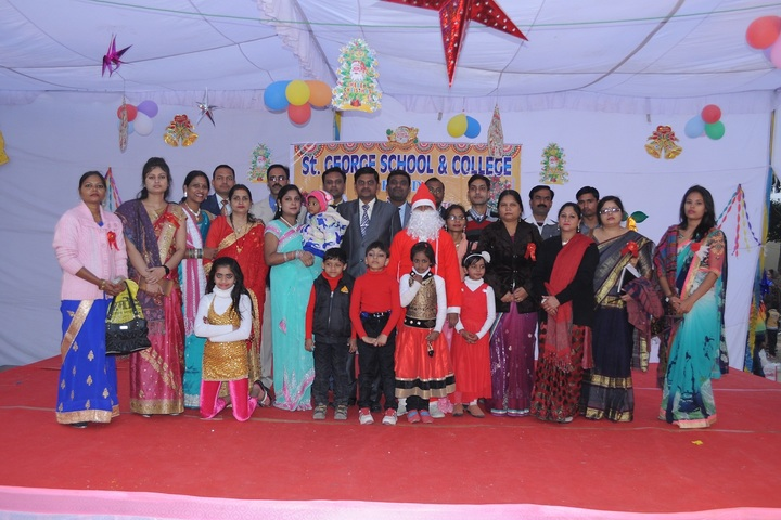 St George School-Christmas Celebrations