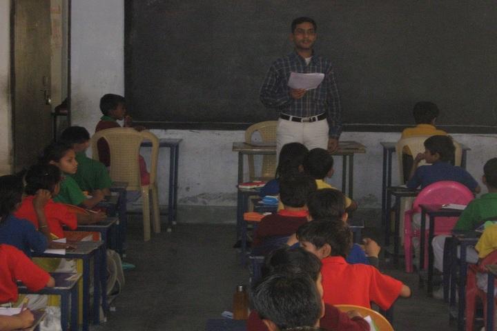 St George School-Classroom