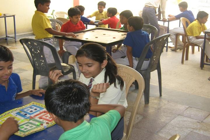 St George School-Indoor Games