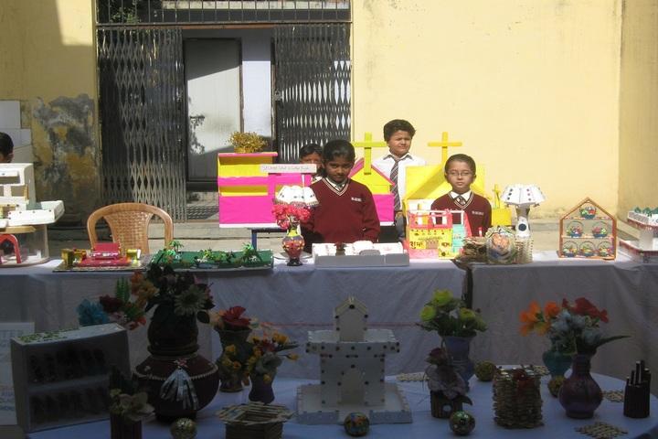 St George School-School Exhibition