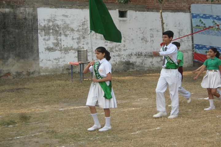 St George School-Sports Day