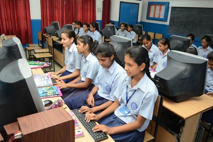 Government Model Senior Secondary School-Computer Lab
